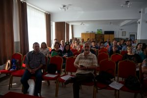 Meeting with teachers July 2019 Suceava